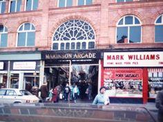 Mark Williams, Area 51, My Town, Albert Einstein, Old Photos, Arcade, The Past, England, Street View