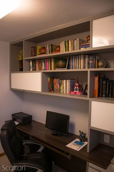 Top 10 Stunning Home Office Layout Home Office Design, Home Office Decor, Interior Design Living Room, House Design, Home Decor, Office Style, Office Designs, Study Table Designs, Study Room Design