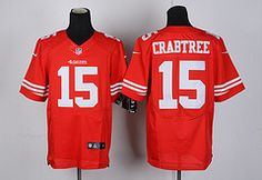 Free Shipping! Low price and discount #15 San Francisco 49ers NFL Jerseys hot sale online!