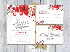 Items similar to Rustic Wedding Invitation Template, Floral Watercolor Boho Invitation Set, Printable Wedding Invitation Suite, Custom Wedding Invitation DIY on Etsy Printable Wedding Invitations, Wedding Invitation Suite, Invitation Set, Elegant Wedding Invitations, Rustic Wedding, Wedding Ideas, Floral Watercolor, Thank You Cards, Rsvp