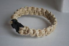 Natural Hemp Cat Collar by SugarMapleHouse on Etsy The Last Picture Show, Cat Accessories, Cat Collars, Small Dogs, Hemp, Hand Weaving, Etsy Shop, Cats, Natural
