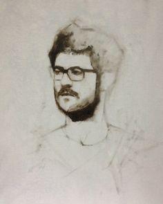 ArtStation - portrait painting process, Toko Suzuki