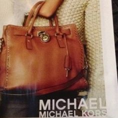 Hand bag I must acquire! Michael Kors fall line 2012