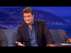 Nathan Fillion on Conan (part 2) When it comes to zombie apocalypse preparedness, he is your man!