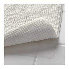 $10 IKEA - TOFTBO, Bathmat, Made of microfiber; ultra soft, absorbent and dries quickly.