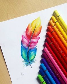 Colorful drawings, beautiful drawings, drawing sketches, pencil drawings, r Colorful Drawings, Creative Artwork, Creative, Drawing Sketches, Unicorn Drawing, Color Pencil Art, Art Drawings Sketches Creative, Creative Art, Pencil Art Drawings