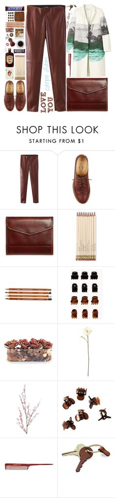 """""""brown"""" by myfashionadvices-ig ❤ liked on Polyvore featuring Chicnova Fashion, dELiA*s, Brooks Brothers, Dries Van Noten, Kate Spade, Hershey's, Forever 21, John-Richard, Shabby Chic and Band of Outsiders"""