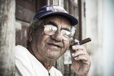 Un retrato en Cuba by Bruno Moreira on 500px