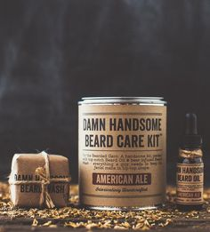 Complete Beard Care Kit | With a great beard comes great responsibility — luckily this h... | Shaving & Grooming