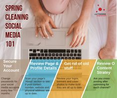 As we head into the busy end of year period, now's a good time to review your social media profiles and your website, to ensure that everything is up to date, accurate, and wherever possible, secure as it can be.  #socialmedia #springclean End Of Year, Digital Media, Spring Cleaning, Rid, Profile, Social Media, Content, Website, User Profile