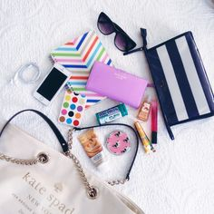 What's in your bag? @steelmagnoliakate