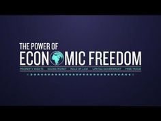 Economic Freedom in 60 Seconds.  If you make more than $30,000 per year, you are in the richest 1% of the world's population.
