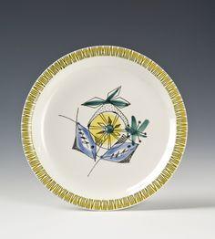 Ceramic Design, Vintage Pottery, Design Firms, Etsy Store, Decorative Plates, Decorations, Ceramics, Rock, Tableware