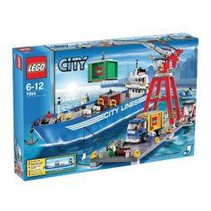 lego city | LEGO City Hafen 7994 bei Marktkauf für 40,00 Euro