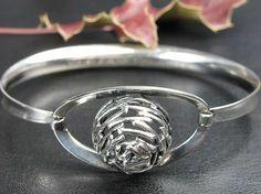 Erik Granit, modernist sterling silver bangle bracelet, 1971. | eBay.com #Finland