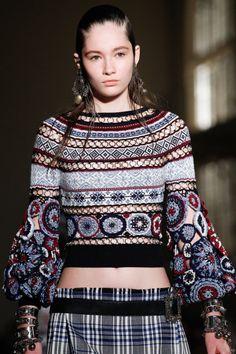 Alexander McQueen   Paris Fashion Week   Spring 2017