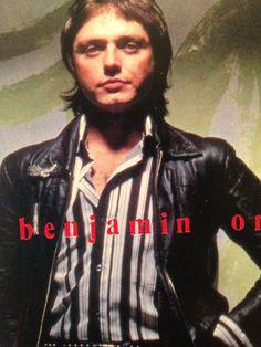 """benjamin-orrgasm: """"Benjamin Orr """""""