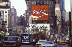 Coca Cola Ad, New York Architecture, Fantastic Voyage, Nz Art, Trippy Wallpaper, Brooklyn Baby, Old Paris, Photo Postcards, New Image