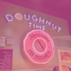 All the time is doughnut time. #sweet