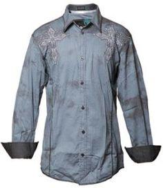 Roar Clothing Compelled Shirt - Roar Mens -