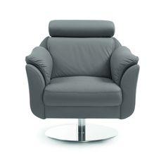 Fotel AMETHYST dzięki licznym nowoczesnym rozwiązaniom zapewnia duży komfort wypoczynku.  Regulowany zagłówek, ergonomicznie wyprofilowane oparcie, a także miękkie podłokietniki gwarantują wygodę na wysokim poziomie, 86/118/101. Od 1.502 zł, Bydgoskie Meble