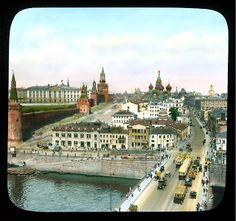 Emmanuel Chaussade: Moscou 1930