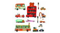 Falmatrica - Vehicles - Járművek, TÉO - Little BIG room by Djeco Removable Wall Stickers, Wall Sticker Design, Hanging Mobile, Wall Decor, Wall Art, Baby Kind, Kidsroom, Boy Room, Dibujo