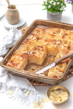 Butter cake like from a baker (secret recipe!) - KüchenDeern - There are really very few recipes that I regularly go to the palm of my hand. Butter cake is one of - Sugar Cake, Pan Dulce, Pudding Desserts, Cake Tasting, Secret Recipe, Sweet Bread, Cake Cookies, Love Food, Baking Recipes
