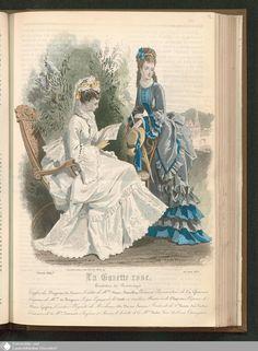 222 - No 12. - La Gazette rose - Seite - Digitale Sammlungen - Digitale Sammlungen