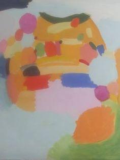 "Saatchi Art Artist Sarah Stokes; Painting, ""hopeful"" #art"