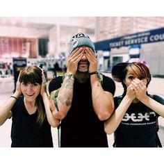 Brooke, Gavi an Lindsey