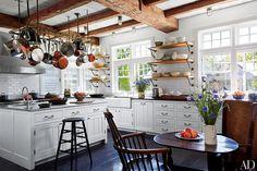 Gabinetes cocina blancos