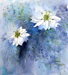 "Képtalálat a következőre: ""rachel mcnaughton artist"" Watercolor Flowers, Watercolor Art, Rachel Parker, Mists, Stationery, Illustration, Artwork, Poster, Watercolors"