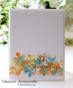 Flourishtina - card