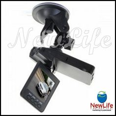 F198B 2,5'' LCD 6 LEDs IR de 120º Lente Car Video Recorder Camcorder DVR 26,35€