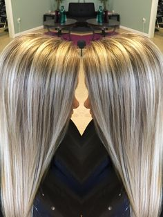 Beautiful dimensional blonde