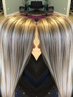 Beautiful dimensional blonde