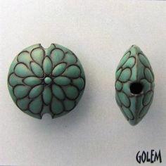 Golem Studios: Peacock Jade