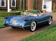 Another Classic Corvette