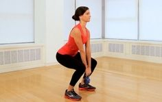 Kettle bell workout- Fitness | Womens Health Magazine workin-it-out ab-challenge     #workout