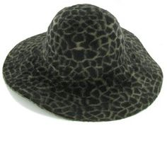 Belfry Leopard Kaja - Fur Felt SwingerFrom #Belfry Hats Price: $199.00 Availability: Usually ships in 1-2 business daysShips From #and sold by Hats in the Belfry