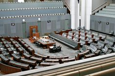 Parliament House Canberra | The House of Representatives Chamber