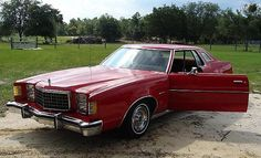 1978 Ford LTD 2 door hardtop for sale in Eustis, Florida, brown, red, 351 My Favorite Year, Ford Ltd, Ford Galaxie, Car Photos, Car Accessories, Muscle Cars, Mustang, Classic Cars, Automobile