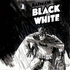 Batman by Fabio Moon Comic Book Artists, Comic Books, Fabio Moon, Gabriel, Black Batman, Geek Out, Gotham City, Batgirl, Dc Comics