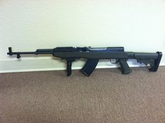 1963 Chinese SKS, Fully Automatic, 7.62mm X 39mm $5,000