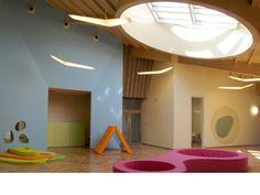 nursery in Parma, Italy