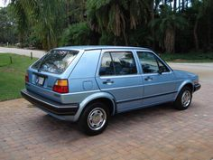 1985 VW Golf Volkswagen Golf, Flyers, Cars And Motorcycles, Audi, Club, Vehicles, Beauty, Trucks, Cars