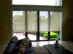 Automated Window Shades South Florida