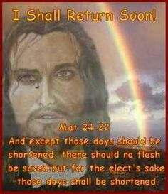 End Times. Get ready !!!! He's coming soon . Like a thief in the night .