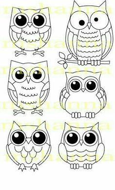 Owl stencils                                                                                                                                                                                 More